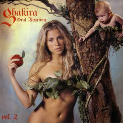 Shakira, album 'Oral Fixation' iz 2005. godine